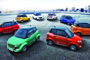Kinijos automobilių industrija iki 2030 m. bus verta 500 mlrd. JAV dolerių