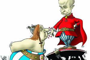 Juozas Statkevičius – ne vienas, arba Kodėl Gérard'as Depardieu įsimylėjo Putiną?