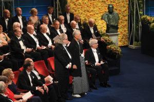 Svarbiausia 2018-ųjų Nobelio premija – už kovą su vėžiu