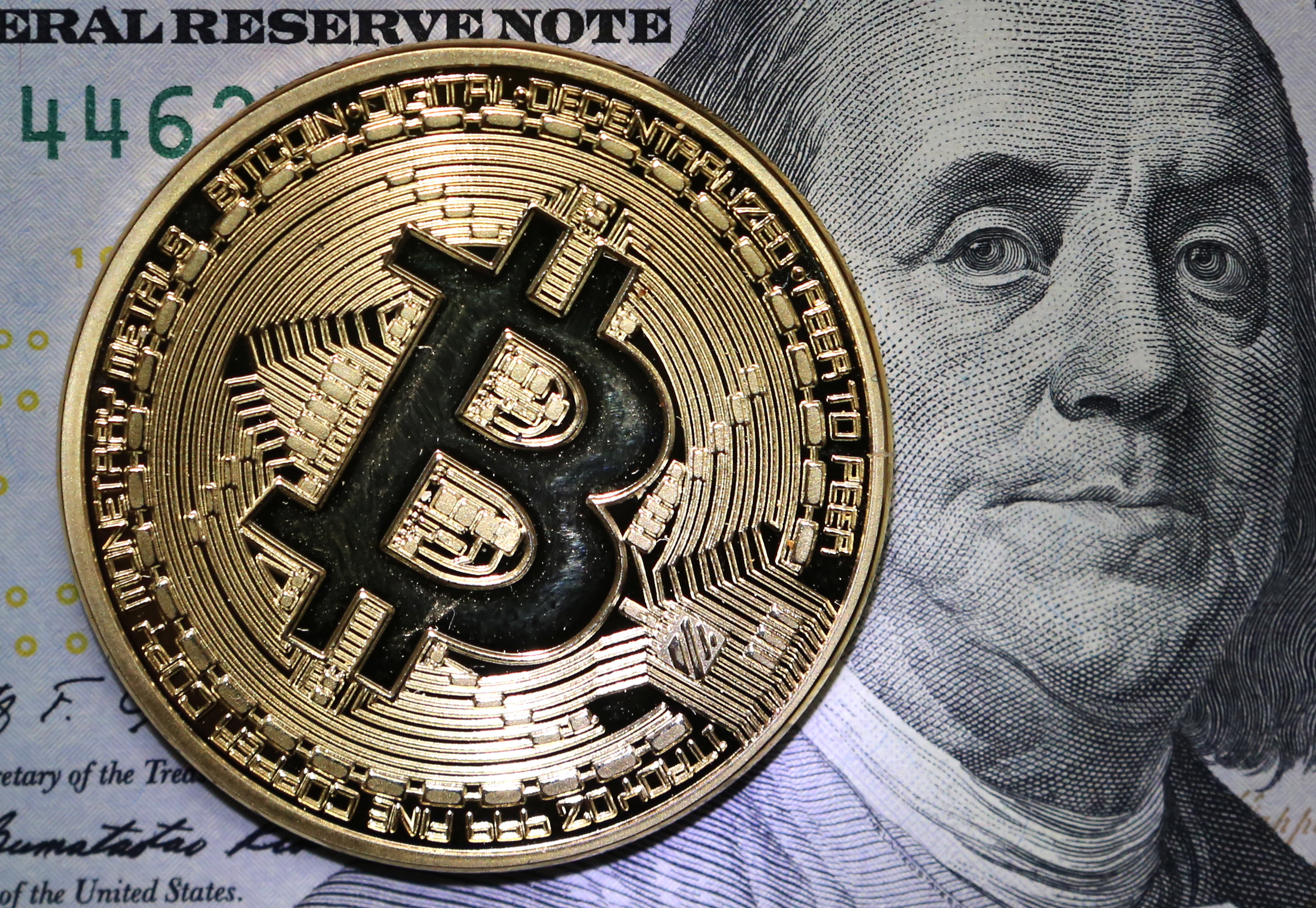 Kaip prekyba bitkoinais iš tikrųjų veikia ponzi