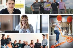 Labiausiai įkvepiantys 2018-ųjų Lietuvos startuoliai
