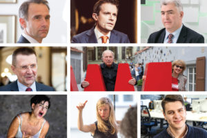 Lietuvos lyderiai, kurių darbai įkvepia tikėti Lietuva