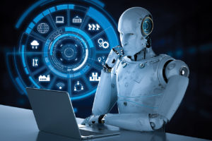 Klausimas už trilijardą:  kada dirbtinis intelektas programuos pats save?