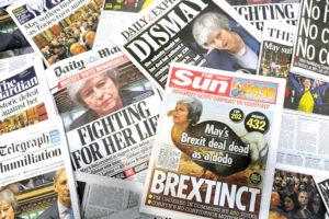 """Lordas Davidas Evansas:  """"Brexit"""" – imperijos ilgesio, geltonosios spaudos ir silpnos politinės lyderystės rezultatas"""""""