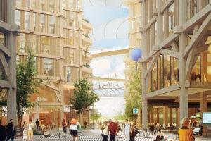 """""""Google"""" nusprendė statyti pavyzdinį ateities miestą. Koks jis bus?"""
