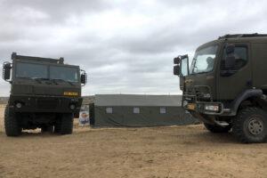 Dar vienas Čekijos ir Lietuvos bendradarbiavimo gynybos ir saugumo srityje žingsnis
