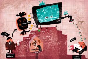 Karbauskiniai oligarchizuoja internetą, o rinkodarininkus pavers megamelagiais