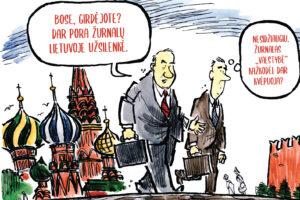 """R. Karbauskis su komersantais """"prichvatizuoja"""" paskutinį laisvės lašą"""