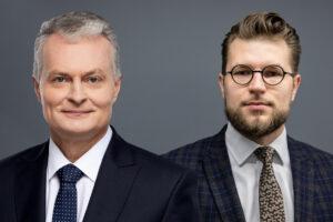 Prezidentas Gitanas Nausėda turėtų nepasiduoti Ramūno Karbauskio kiršinimo politikai ir ministru paskirti Luką Savicką