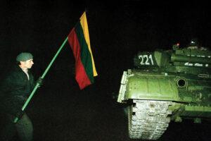 Švedija ir Lietuva turi kartu ginti laisvę ir skatinti demokratiją