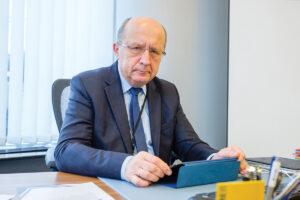 """Andrius Kubilius: """"Turime ne skųstis ir verkšlenti, o įveikti Briuselį aiškiais argumentais"""""""