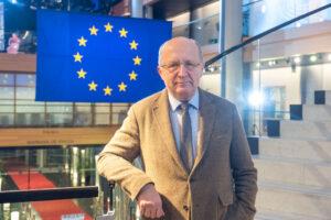 Europos Sąjungą išbandymai tik stiprina, ir tai teikia optimizmo
