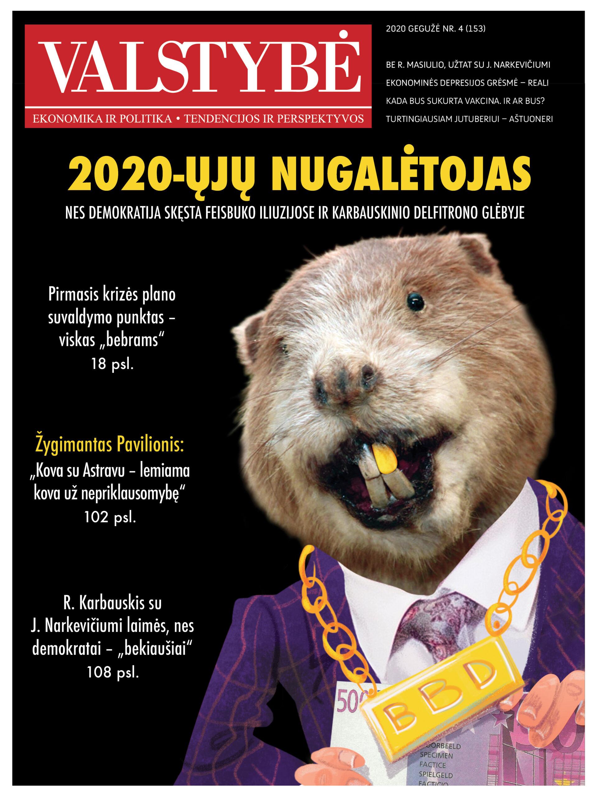2020 m. Nr. 4