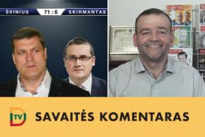"""Okupuota valstybė III dalis: Švinius sutriuškino Skirmantą, žiniasklaida nusilenkė Viktorui, Putinas paleido """"Astravo"""" monstrą, o Lietuvos žmonės laukia susitikimo su """"baudėju"""" ir """"kuloku""""."""