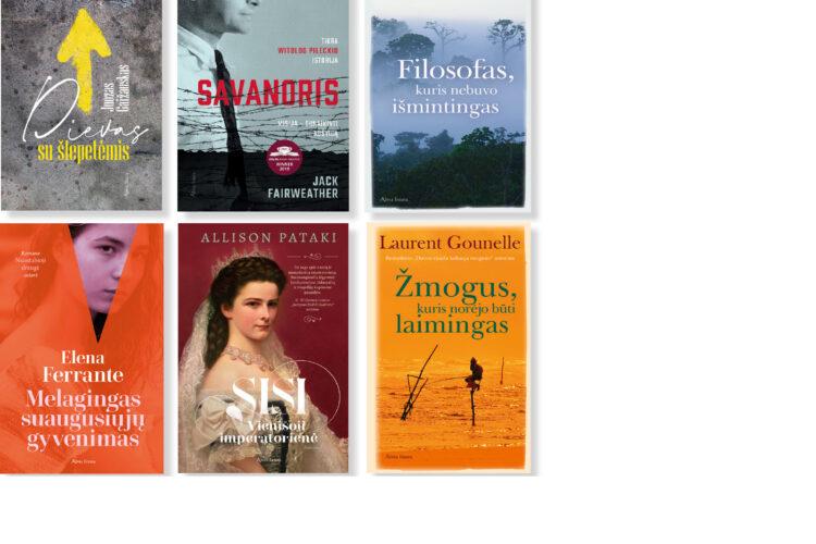 Rekomenduojamos knygos