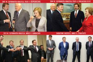 Seimo rinkimuose – nieko naujo