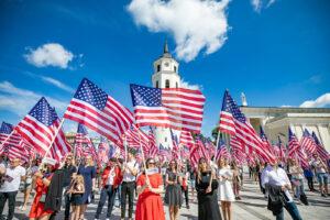 Amerika mūsų, o mes – rusų (V. Putino)?