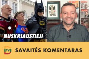 Prezidentas konfliktuoja su žurnalistais, tačiau kol kas kartu su jais rinkimuose padeda V. Uspaskichui! (2020-10-01)