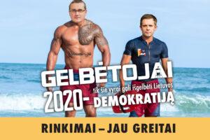 A. Tapinas ir S. Malinauskas dar gali išgelbėti Lietuvos demokratiją nuo V. Putino ir jo sąjungininkų veikiamų rinkimų, bet turi tam ryžtis – ir greitai. Rytoj portale valstybe.eu skaitykite apie tai, kodėl jų apsisprendimas yra ypač svarbus