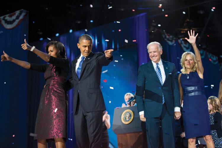 Demokratinių jėgų pergalė JAV ir Lietuvoje