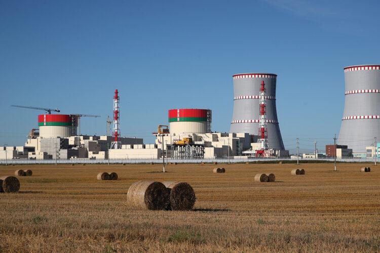 Paleista teroristinė V. Putino atominė elektrinė