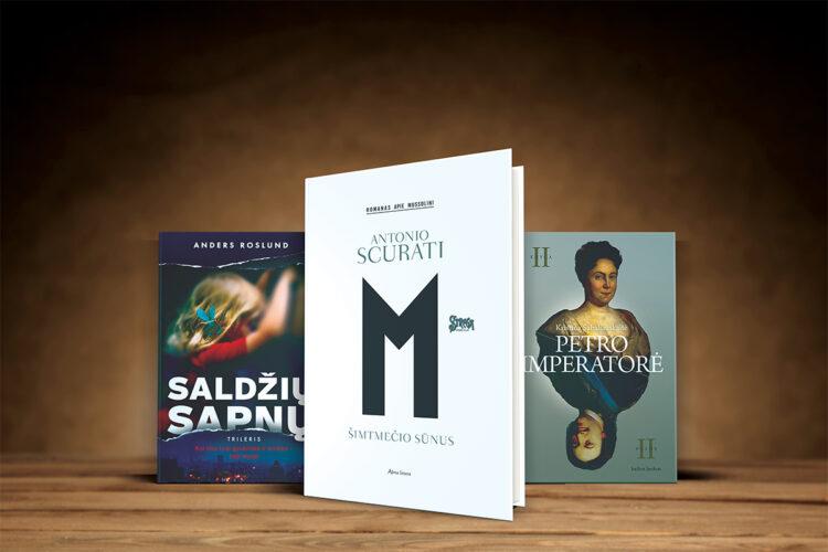 Rekomenduojamos knygos vasara