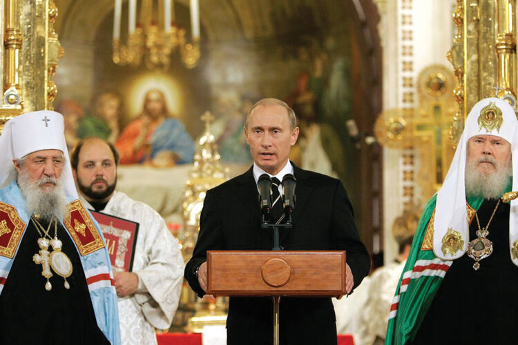 Šlykščiausia V. Putino strategija
