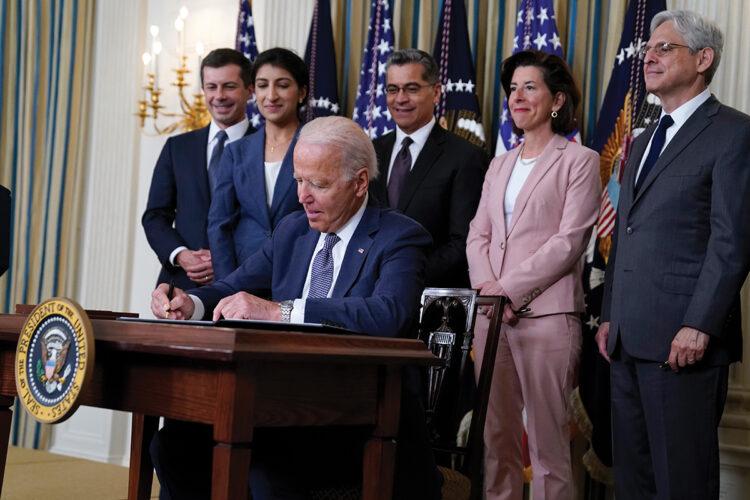 Dar viena gera Joe Bideno žinia JAV ir Lietuvai