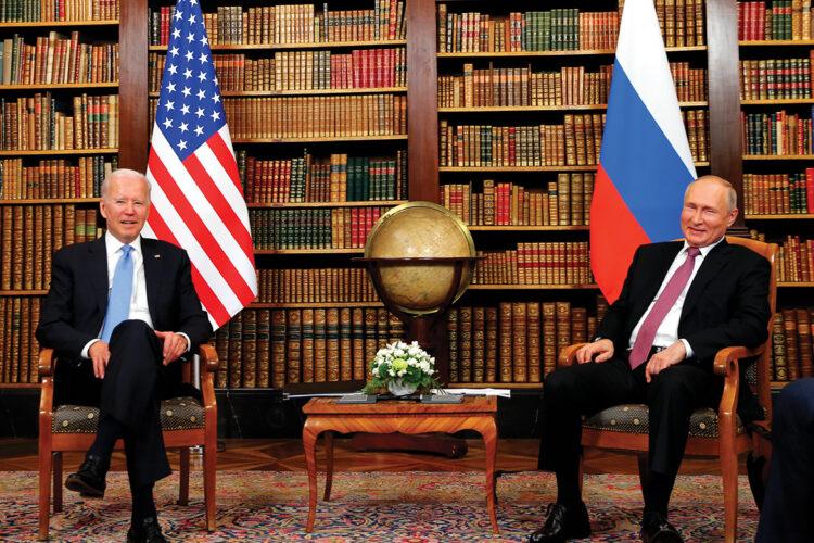 J. Bideno taika su V. Putinu Lietuvai ir naudinga, ir pavojinga