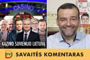 Sukūrėme lošimų ir žiniasklaidos verslo magnatų gerovės valstybę
