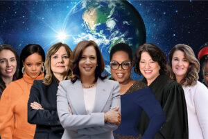 Moterys, kurių dėka planetoje gyventi bus gera