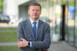 """Vidmantas Janulevičius: """"Žalioji ateitis priklausys ne iškastinio kuro valdytojams, o kuriantiems"""""""